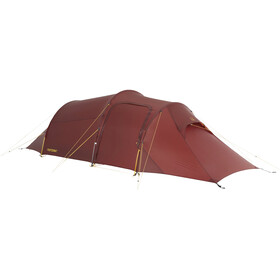 Nordisk Oppland 2 LW Telt, burnt red